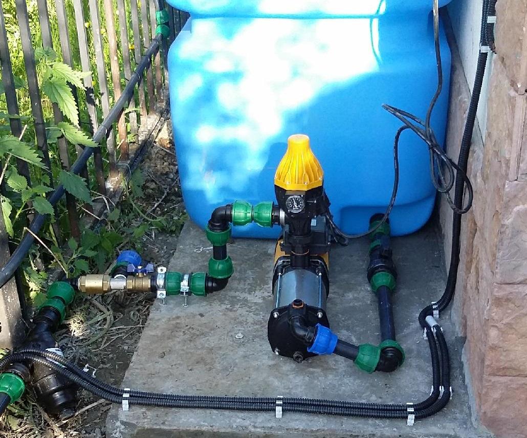 Выбираем систему для автоматического полива газона