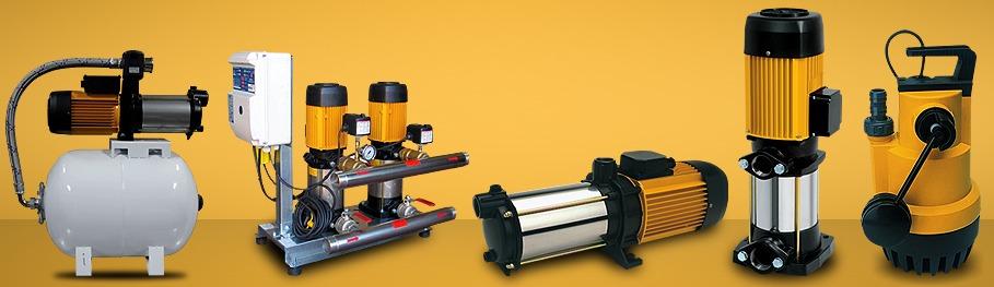 Насосное оборудование для автополива ESPA